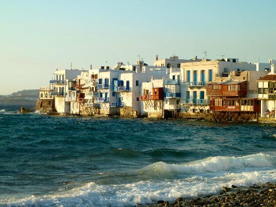 Aphrodite Beach: mykonos