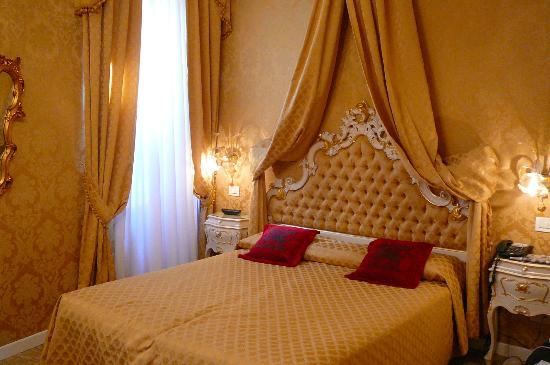 Ca' Bonvicini: Room of style and substance