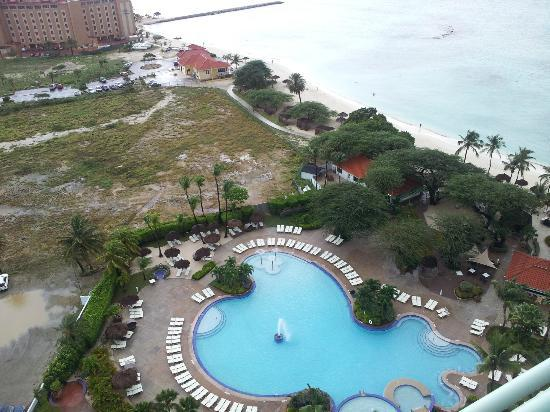 The Westin Resort & Casino, Aruba: What a view!