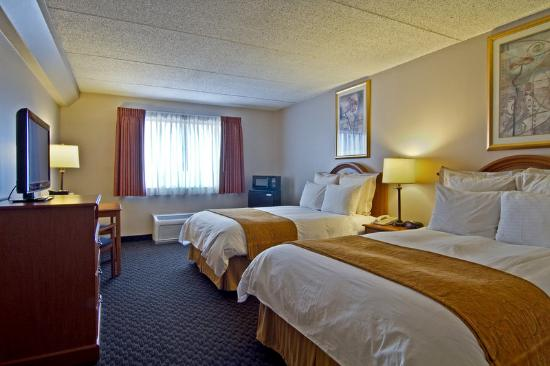 BEST WESTERN Riverfront Inn: Guest Room