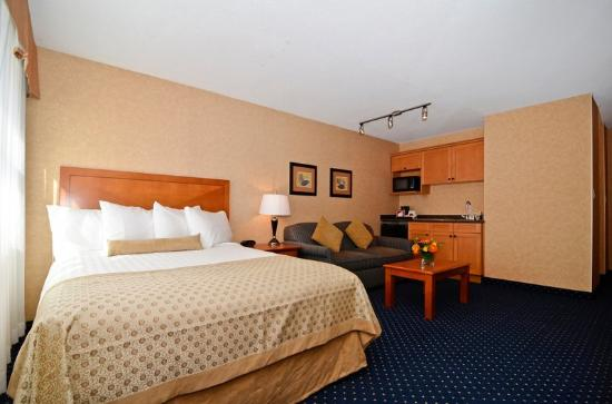 BEST WESTERN PLUS Langley Inn: Guest Room