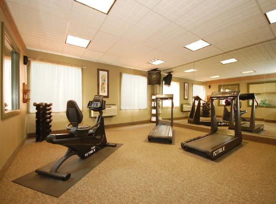 Magnuson Hotel Des Moines Airport: Fitness Center