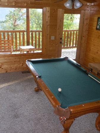 Gatlinburg Falls Resort: Game Room