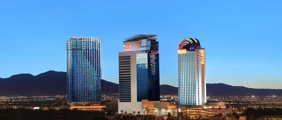 ‪The Palms Casino Hotel‬