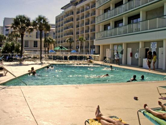 Westgate Myrtle Beach Oceanfront Resort: Pool Area