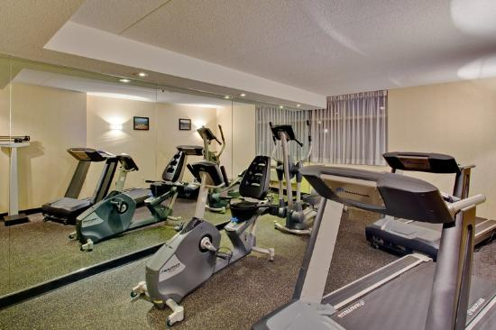 Holiday Inn Express Hamilton: Fitness Center