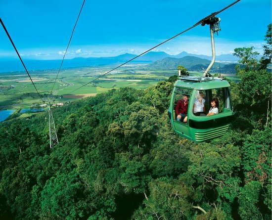 Bretts Kuranda Half Day Tour