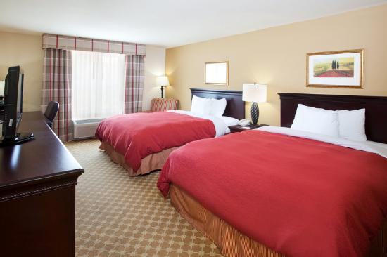 Country Inn and Suites Sumter SC: CountryInn&Suites Sumter GuestRoom
