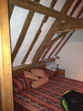 The Old Ram Coaching Inn: room5