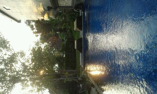 Warji House 2: Pool