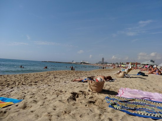Nova Mar Bella beach (Barcelona, Spain): Address, Tickets & Tours, Attrac...
