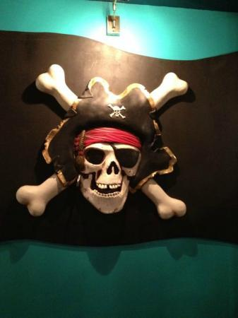 Bram, Francja: Great pirate theme