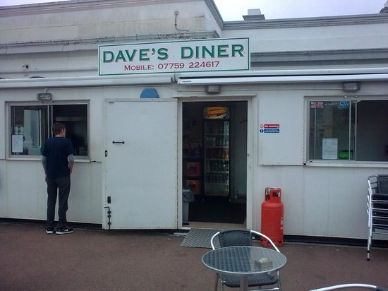 Great food great service dave 39 s diner bridgwater for Food bar cannington