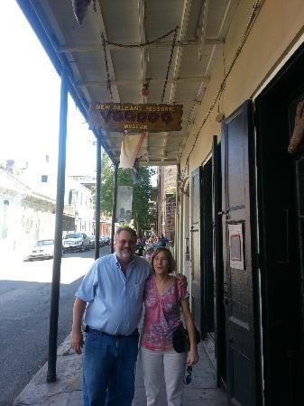 New Orleans Historic Voodoo Museum: Entrance