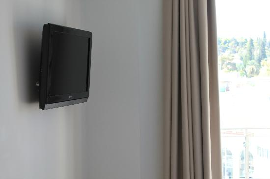 A for Athens: Nice TV!