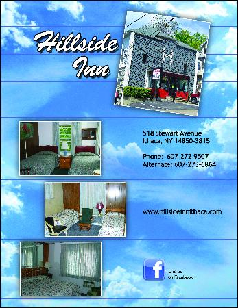 ‪Hillside Inn‬