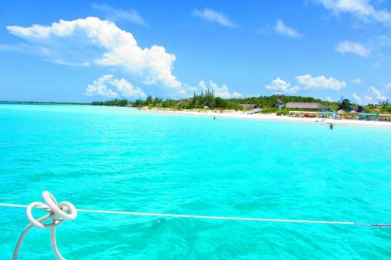 This Beach Is Paradise Picture Of Playa Pilar Cayo