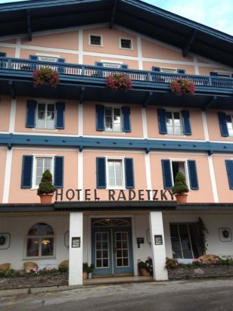 Photo of Hotel Radetzky Sankt Gilgen