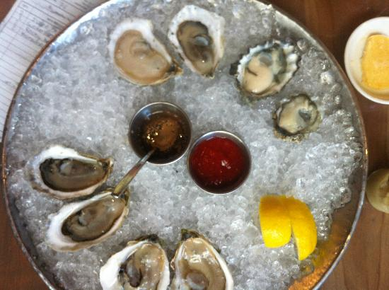 Island Creek Oyster Bar: Oysters