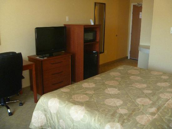 Sleep Inn & Suites Redmond: Room