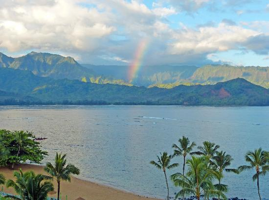 St. Regis Princeville Resort: View from the room