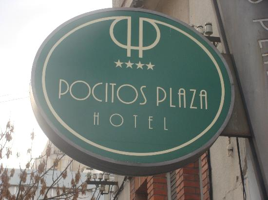 Pocitos Plaza Hotel: FRENTE