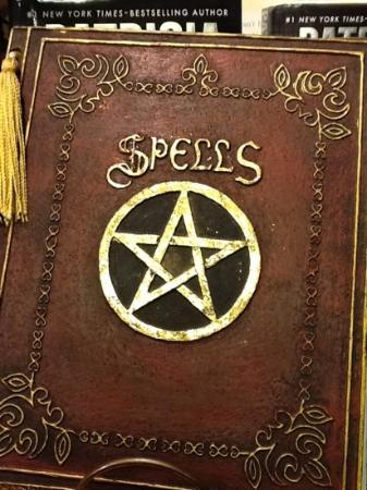 Book of spells picture of the salem witch walk salem tripadvisor