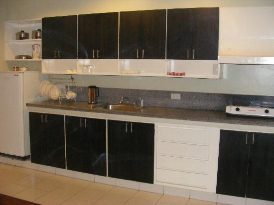 Copacabana Apartment - Hotel: Kitchen Area