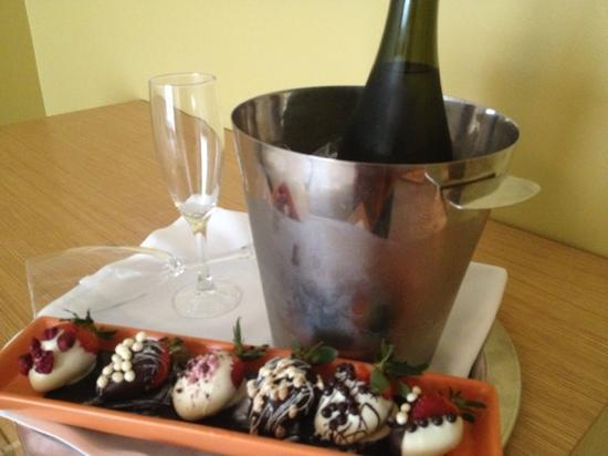 The Playford Adelaide - MGallery Collection: birthday treats!
