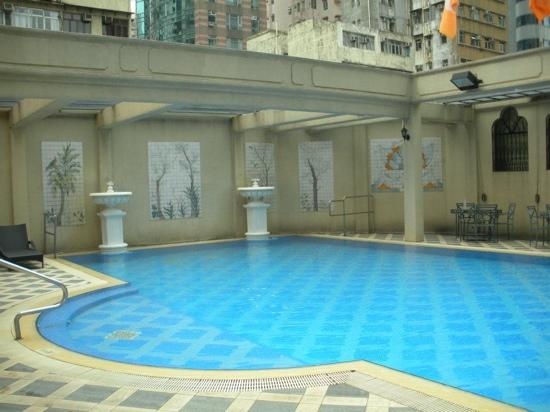 Swimming Pool Picture Of Island Pacific Hotel Hong Kong Tripadvisor