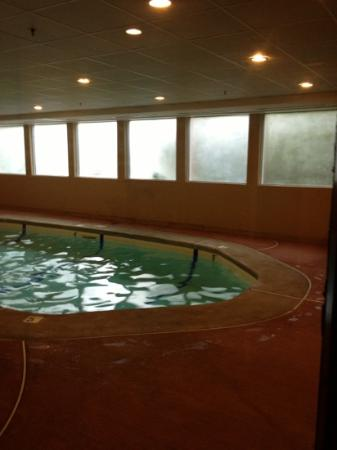 BEST WESTERN Dartmouth Inn: small pool...