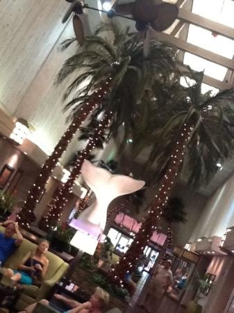 Doubletree by Hilton Orlando at SeaWorld: In The Lobby