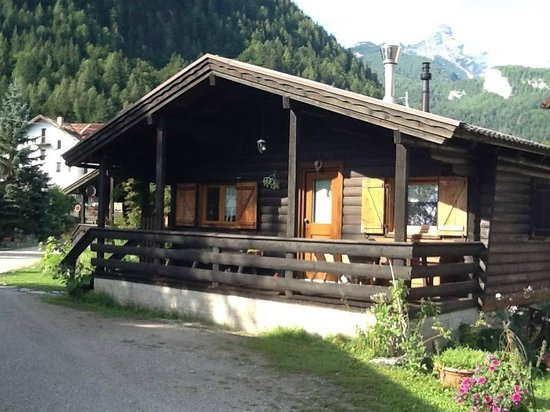 Chalet Orse Rose
