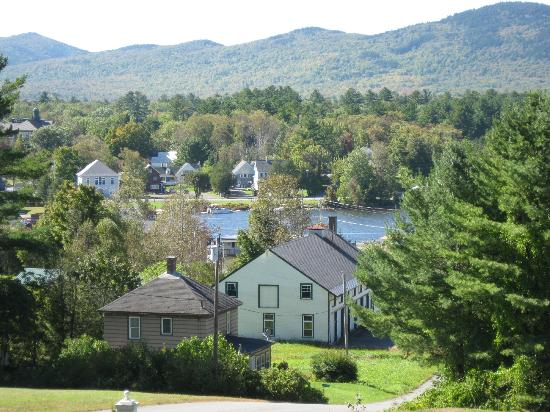 Greenville Inn at Moosehead Lake: Another view