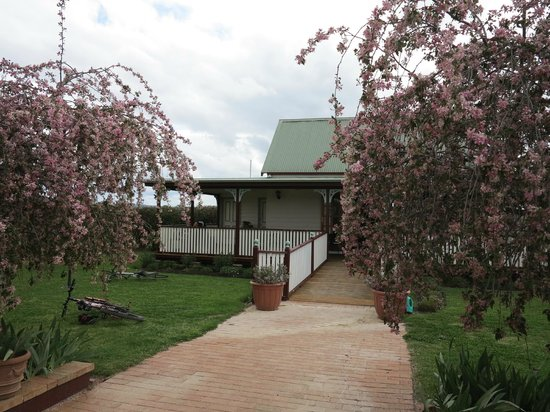 Mudgee, Australia: Cellar Door