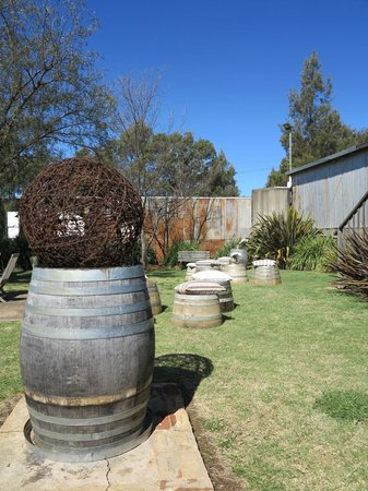 Mudgee, Australia: Outdoor area set up for wedding
