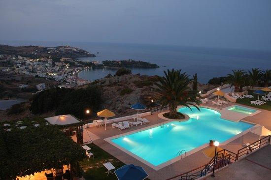 Pela Mare Hotel: VIEW FROM ROOM