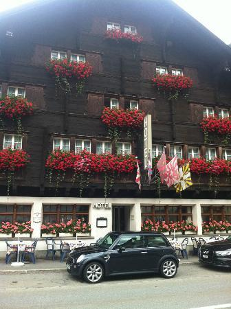Wassen, Schweiz: Hotel Alte Post
