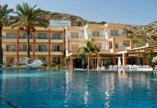 Photo of Olympia Sun Hotel Faliraki