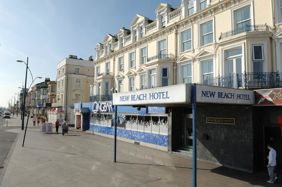 The New Beach Hotel