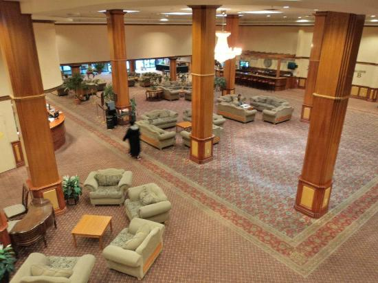 Hudson Valley Resort and Spa: The Lobb