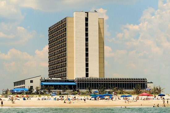 Photo of Clarion Resort Fontainebleau Hotel Ocean City