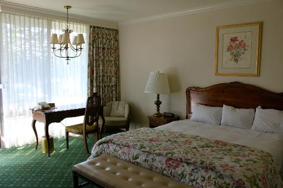 ‪‪Little America Hotel and Resort‬: King Room