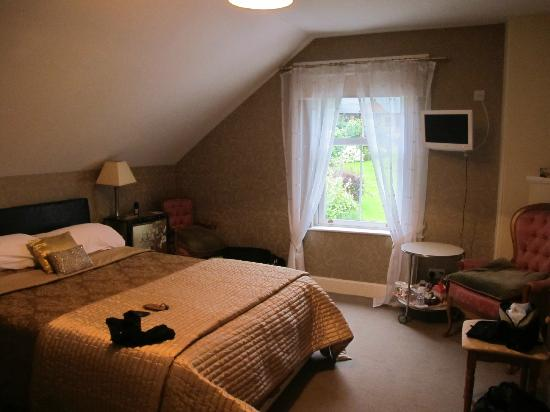 Strathyre, UK: Forest room