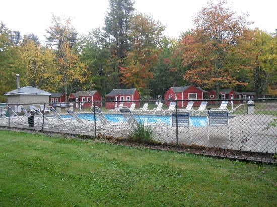 Seahorse Resort: Great heated pool, just a little to chilly the day we were there.