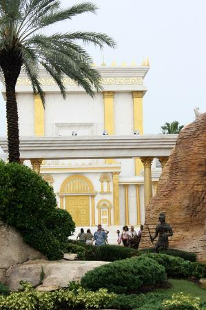 Holy Land Experience: Nice park grounds!