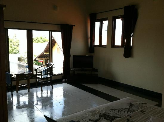 Puri Rama Homestay: room view