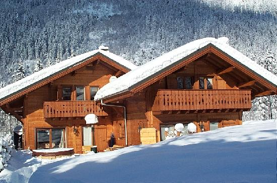 rudechalets - Chalet Chocolat
