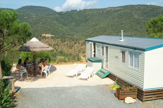 Camp-Hotel Pachacaid: Les mobil homes panoramiques!!!!