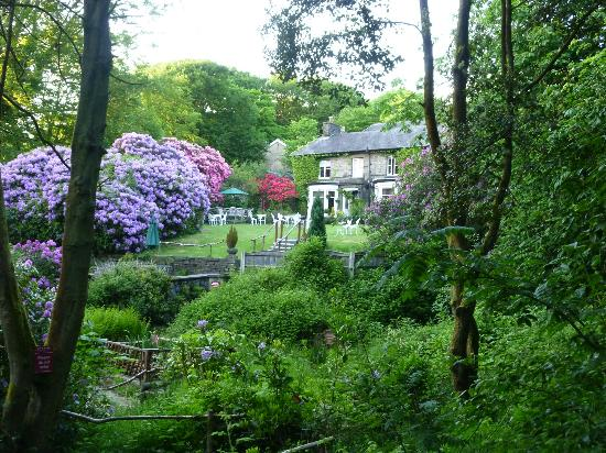Egerton House Hotel: Beautiful Gardens